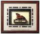 Chinese Wall Decor / Framed Art - Lion #2