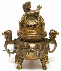 Asian oil burners
