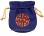 Embroidered Chinese Pouches