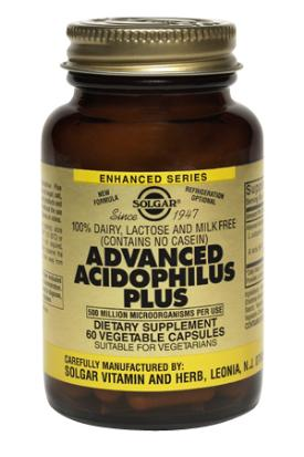 Advanced Acidophilus Plus 120 Caps
