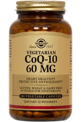 CoQ-10 Vegetarian 60 mg
