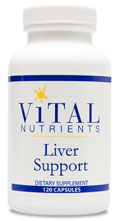 Liver Support (120C)