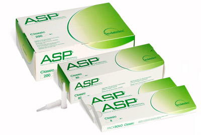 ASP Stainless Steel Semi-Permanent Ear Needles