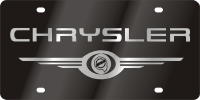Chrysler Logo/Word
