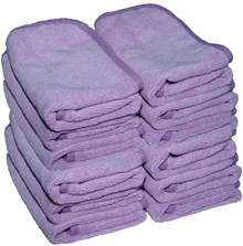 Cobra Deluxe Jr. Microfiber Towel<br>12 Pack