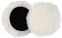 Cyclo 4 inch Light Cutting Wool Pads (Pair)