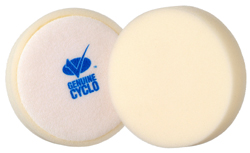 Cyclo Premium White Foam Pad 2 pack