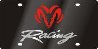 Dodge Racing Logo/Word