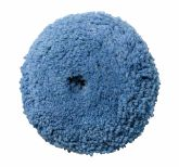 Double Precision Blue Finishing Wool Pad