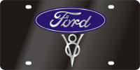 Ford V8 Logo/Word