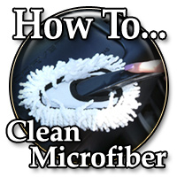 How To Care for Microfiber