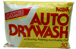 Kozak Auto DryWash 4.5 sq. ft.