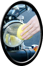 Motorcycle Plastic Care Solutions