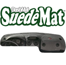 Suede Mat Custom Dashboard Cover