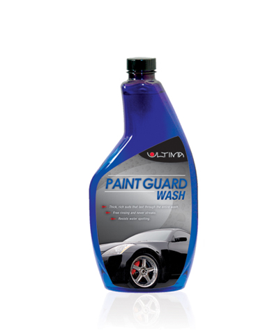 Ultima Paint Guard Wash Car Shampoo Auto Wash Shampoo Car Soap