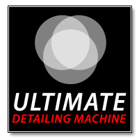 Ultimate Detailing Machine™ Orbital Polisher