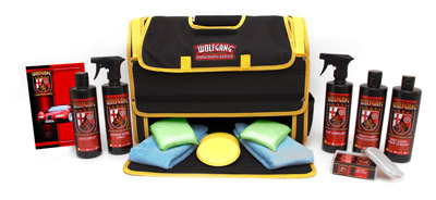 A Total Car Care Kit In Bag For The Detailing Perfectionist
