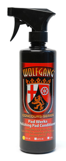 Wolfgang Pad Werks Polishing Pad Conditioner