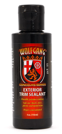 Exterior Trim Products : Wolfgang exterior trim sealant rubber