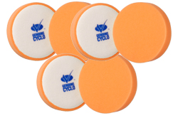 6 Pack Cyclo Premium Orange Foam Pad