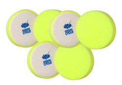 6 Pack Cyclo Premium Yellow Scrubbing Pad