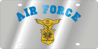 Air Force with Crest