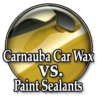 Carnauba Car Wax vs. Paint Sealants