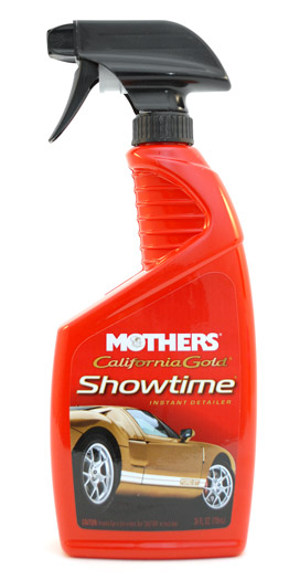 Mothers California Gold Showtime Instant Detailer Is An Excellent - Show car ultra shine detail spray