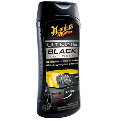 Meguiars ultimate black trim restorer trim protectant - Restore car interior plastic trim ...