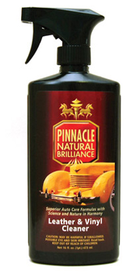 Pinnacle Leather Amp Vinyl Cleaner Is A Pure Cleaner Without