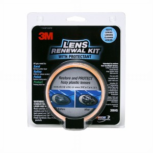 3M Lens Renewal Complete Kit with Protectant - 39045 <font color=red>Mail in Rebate!</font>
