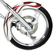 Motorcycle Wheels & Tires