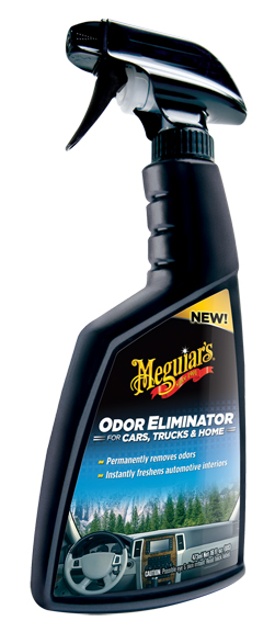 meguiars car odor eliminator is a quick spray solution to interior car odors meguiars car odor. Black Bedroom Furniture Sets. Home Design Ideas