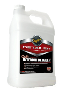 meguiars quik interior detailer vinyl and rubber cleaner interior cleaner dash cleaner. Black Bedroom Furniture Sets. Home Design Ideas