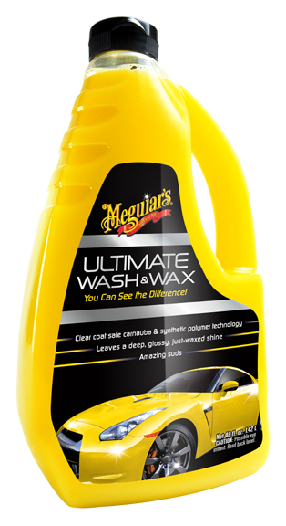 meguiars ultimate wash wax car shampoo with wax car. Black Bedroom Furniture Sets. Home Design Ideas