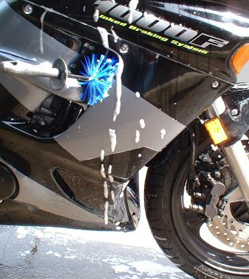 Motorcycle Detailing Tools