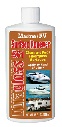 Duragloss Marine Amp Rv Surface Renewer Polishing Compound
