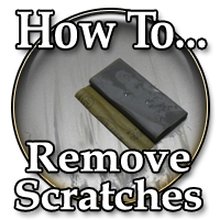 How To Remove Scratches