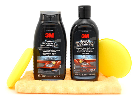 3M Plastic Care Kit, 3m Plastic Cleaner, 3M Plastic Polish ...