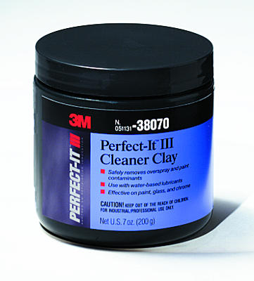 3m perfect it iii cleaner clay 3m 38070 a paint cleaning. Black Bedroom Furniture Sets. Home Design Ideas