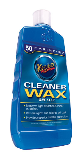 Meguiars 50 Marine Rv Cleaner Wax Is A Polish And Wax In