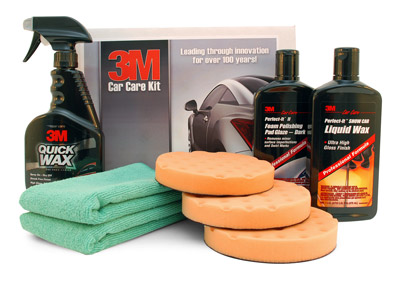 3m show car kit for machine application dark paints 3m car polish kit for dark paint 3m foam. Black Bedroom Furniture Sets. Home Design Ideas