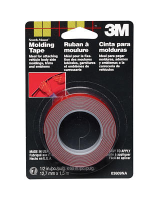3m super strong automotive attachment tape double sided tape foam tape 3m mounting tape. Black Bedroom Furniture Sets. Home Design Ideas