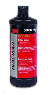 3m Perfect It 3000 Final Glaze Paint Glaze Final Polish
