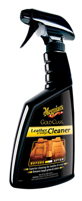 meguiars gold class leather vinyl cleaner leather seat cleaner car leather cleaner. Black Bedroom Furniture Sets. Home Design Ideas