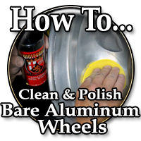 How To Clean And Polish Aluminum Wheels