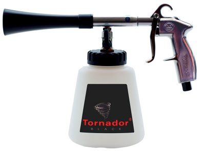 Z 020 Tornador Black Car Cleaning Gun Z 020 Tornador Black