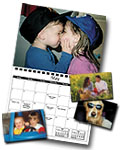 Personalized Baby Photo Calendar - 12 Photo Version