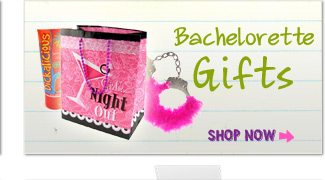 Need a gift for the bachelorette?  Bachelorette.com has a great selection of bachelorette party gifts for your friend.