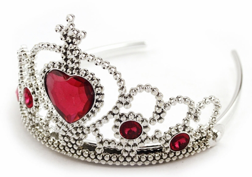 Heart Gem Tiara - Clearance!
